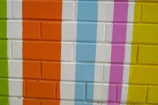 O colorido traz um astral diferente para cada espaço, e é importante saber o que você quer transmitir