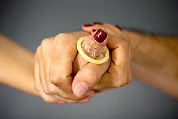 Relações sexuais sem proteção coceira vaginal