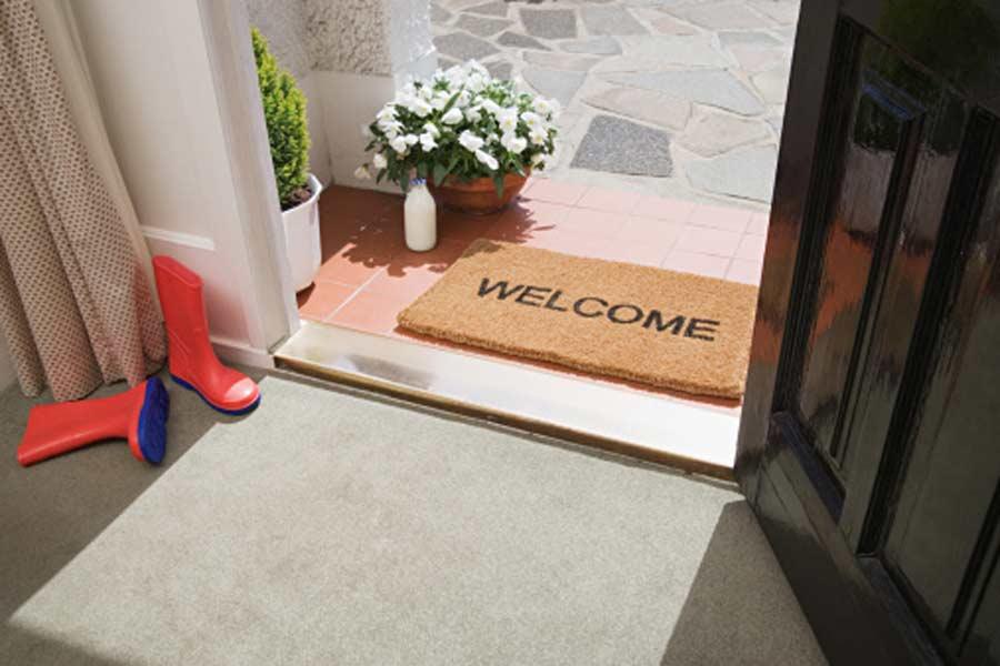 Você sabe receber visita em casa?