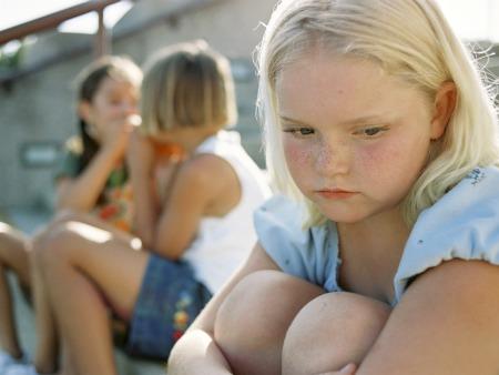 Crianças ficam deprimidas?
