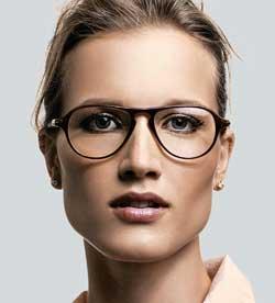 rosto quadrado óculos