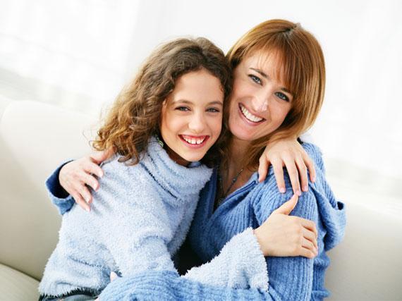 Como conversar com seu filho adolescente?