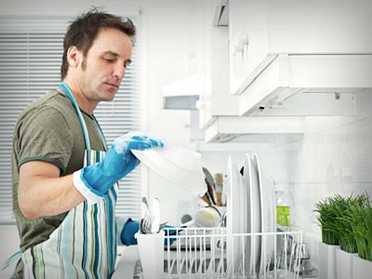 Existe divisão de tarefas na sua casa?