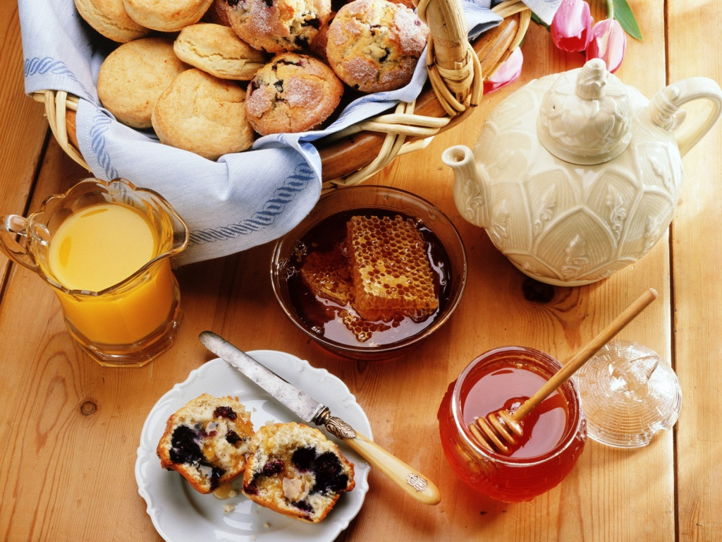 Café da Manhã: Alimentos importantes para as crianças