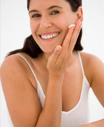 Cuidados com a pele após os 40 anos