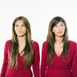 Existe individualidade entre irmãos gêmeos?