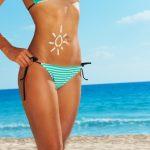 Qual é a diferença entre protetor solar e body lotion?